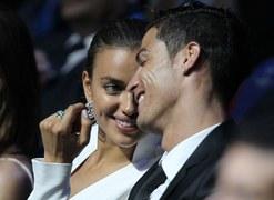 Irina Szajch - piękna dziewczyna Ronaldo. Podoba się Wam?