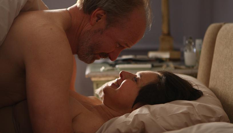 """Isabella Rossellini w filmie """"Jesienna miłość"""" /East News"""