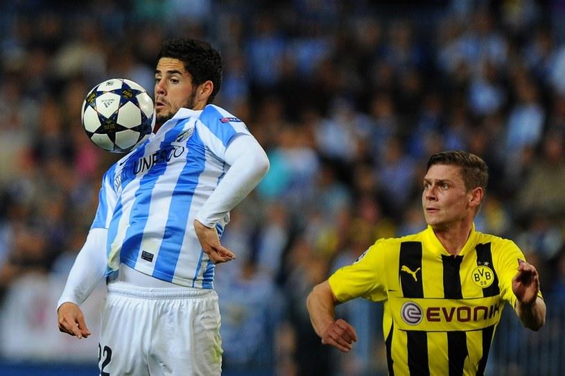 Isco, wschodząca gwiazda europejskiego futbolu /AFP