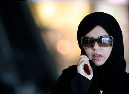 Islamscy duchowni nie chcą widzieć kobiet w telewizji /AFP