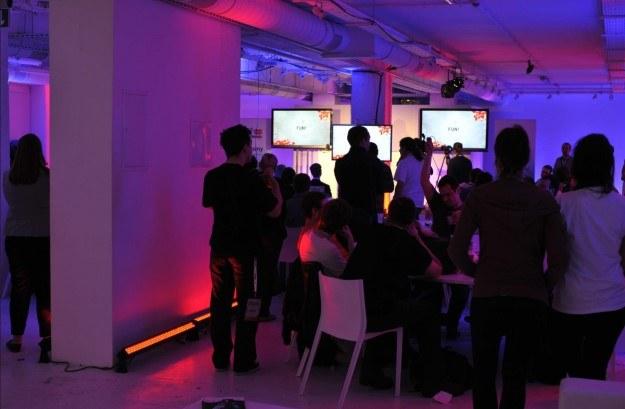 Isobar Create Warsaw okazał się dużym sukcesem. Nic dziwnego, bo technologia NFC staje się coraz bardziej popularna /materiały prasowe