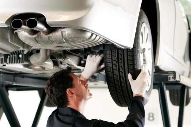 Istnieją samochody, które w serwisach pojawią się głównie na przeglądach /