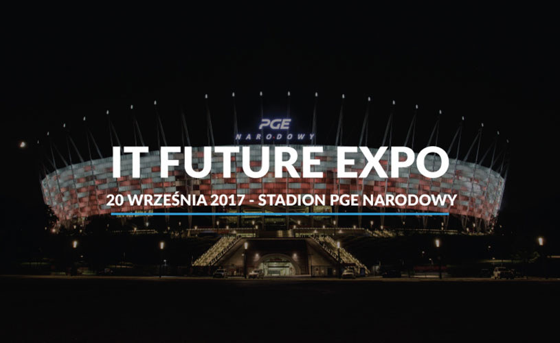 IT Future Expo 2017 /IT Future Expo /materiały prasowe