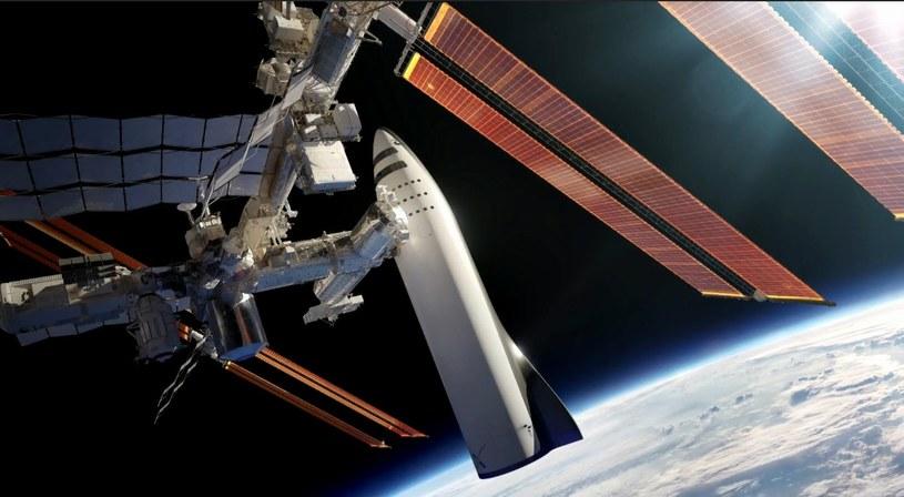 ITS przycumowany do ISS /materiały prasowe