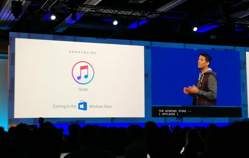 iTunes trafi do Windows Store /INTERIA.PL