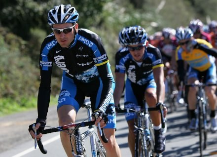 Ivan Basso opuszcza Discovery Channel /AFP