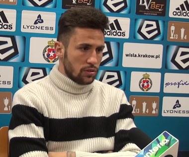 Ivan Gonzalez o meczu z Legią i ofercie z Warszawy (wideo)