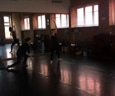 Iwona Cichosz w tańcu współczesnym