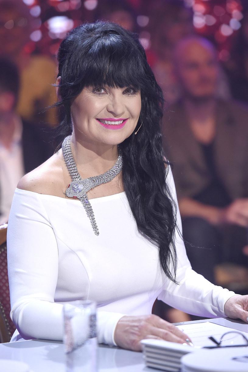 Iwona Pavlovic jako Czarna Mamba /AKPA