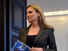 Iwona Sulik - nowy rzecznik rządu