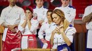 """Izabela Janachowska kontra larwy w """"Hell's Kitchen"""""""