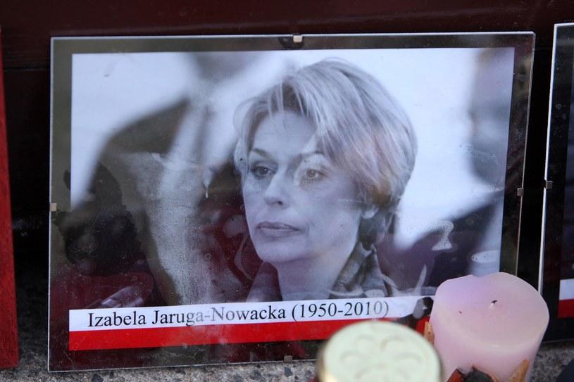 Izabela Jaruga-Nowacka /STANISLAW KOWALCZUK /East News