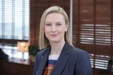 Izabela Kiszka-Hoflik p.o. dyrektora PISF