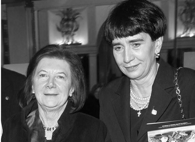 Izabela Tomaszewska każdego dnia towarzyszyła Pierwszej Damie RP /AKPA