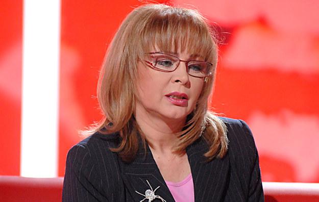 Izabela Trojanowska /fot.Marek Ulatowski  /MWMedia
