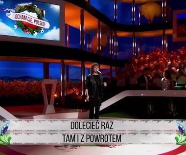 """Izabela Trojanowska w """"Kocham Cię, Polsko!"""""""