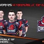 Izako Boars ogłasza współpracę z ASUS Republic of Gamers