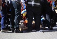 Izrael: Protest mediów przeciwko brutalności policji