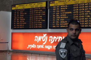 Izraelska ochrona może czytać maile turystów