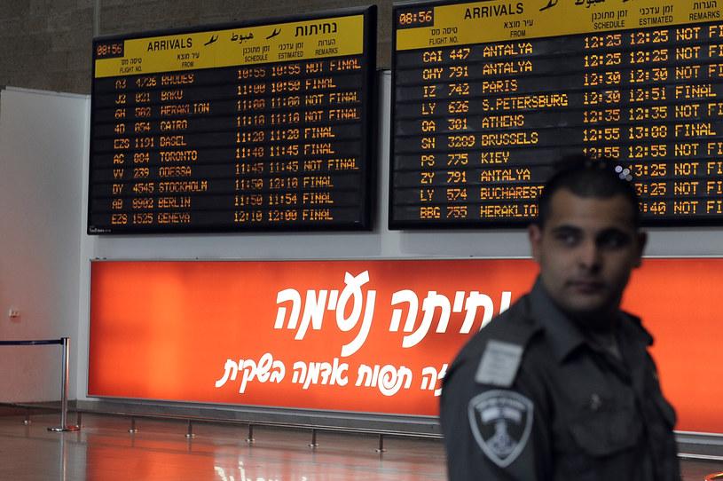 Izraelskie służby bezpieczeństwa mają uprawnienia do czytania maili turystów /AFP