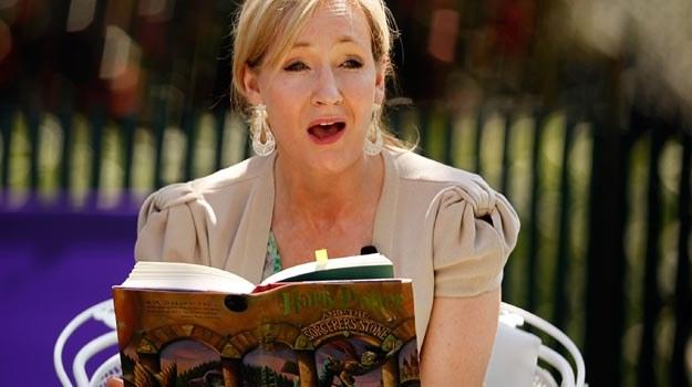 J.K.Rowling planuje powrót do wszechświata Harry'ego Pottera. Tylko co to właściwie znaczy? /Getty Images/Flash Press Media