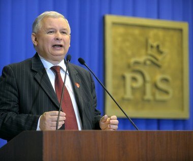 J.Kaczyński: Chcę koalicji z częścią PO, a nie z SLD
