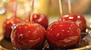 Jabłka w orzechowej polewie