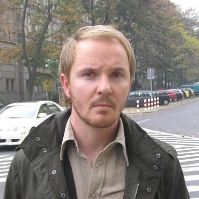 Jacek Borcuch nie zaprzecza, że inspiruje go muzyka /INTERIA.PL