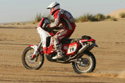 Jacek Czachor (Polska/KTM) /INTERIA.PL