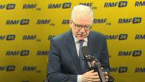 Jacek Czaputowicz gościem Porannej rozmowy w RMF FM