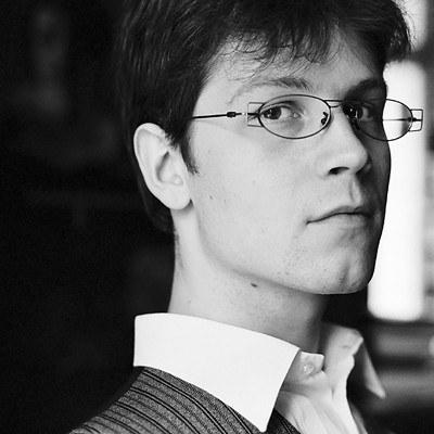 Jacek Dehnel, fot. Emilian Snarski /materiały prasowe