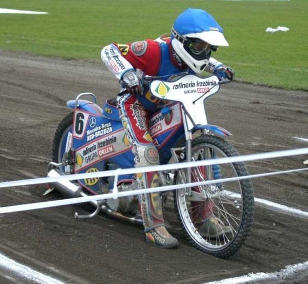 Jacek Gollob jest gotowy do rywalizacji /INTERIA.PL