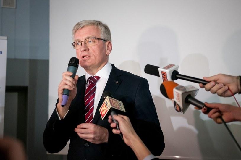 Jacek Jaśkowiak /Jacek Trublajewicz /Reporter