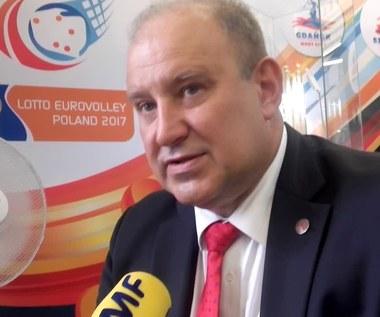 Jacek Kasprzyk: Walczymy o organizację na Narodowym. Wideo