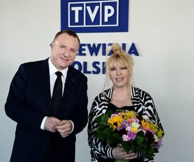 Jacek Kurski: TVP nie ingeruje w dobór gości jubileuszu Maryli Rodowicz