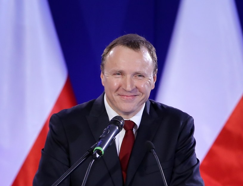 Jacek Kurski /Paweł Supernak /PAP