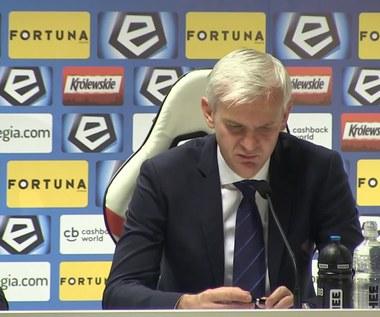 Jacek Magiera broni Michała Pazdana. Wideo