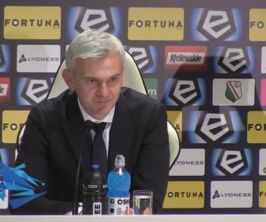 Jacek Magiera o Tomaszu Necidzie. Wideo