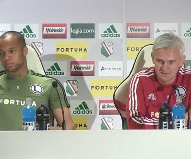 Jacek Magiera przed meczem z Wisłą Kraków. Wideo