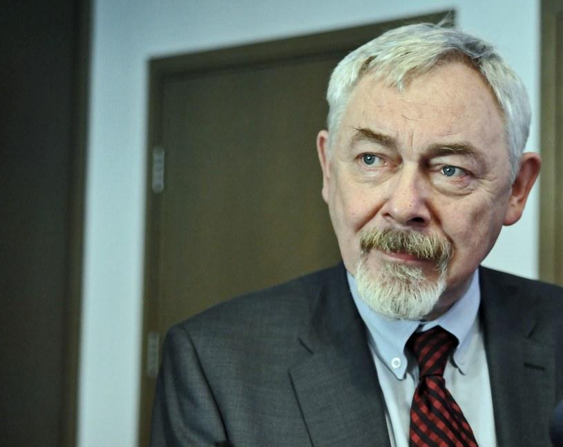 Jacek Majchrowski /Marek Lasyk/REPORTER  /East News
