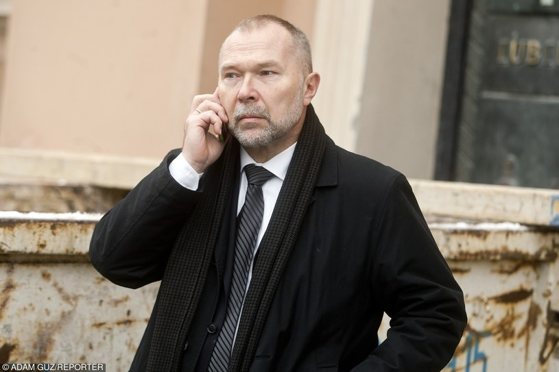 Jacek Michałowski /Adam Guz /Reporter