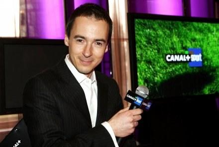 Jacek Okieńczyc, Dyrektor ds. Sportu w Canal+ Polska /Canal+
