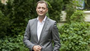 """Jacek Rozenek w """"Barwach szczęścia"""""""