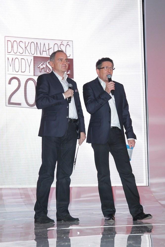 Jacek Szmidt, Maciej Brzozowski  /Jacek Kurnikowski, Andrzej Engelbrecht /AKPA