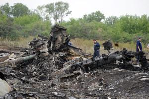 Jaceniuk: Nie mamy wątpliwości, że ten samolot został zestrzelony