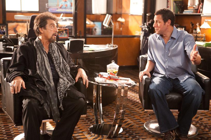"""""""Jack i Jill"""" otrzymał aż 10 Złotych Malin. Dwie trafiły w ręce Ala Pacino /materiały prasowe"""