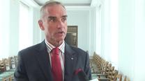 Jackowski (PiS) o ostrzeżeniach Komisji Europejskiej ws. praworządności w Polsce (TV Interia)