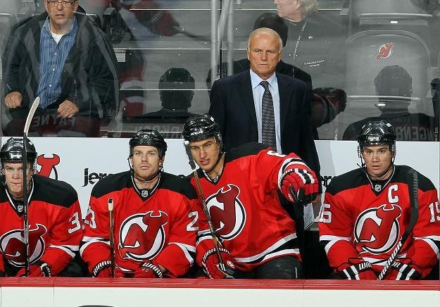 Jacques Lemaire na razie nie odmienił słabo grających Devils /AFP