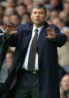 Jacques Santini nie jest już trenerem Tottenhamu /AFP