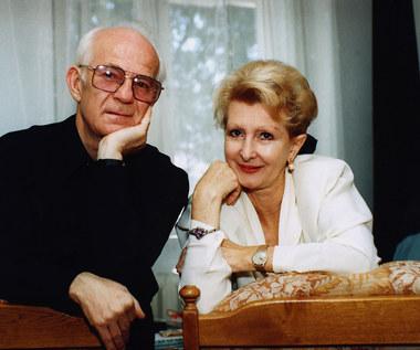 Jadwiga Barańska i Jerzy Antczak. Razem ponad 60 lat